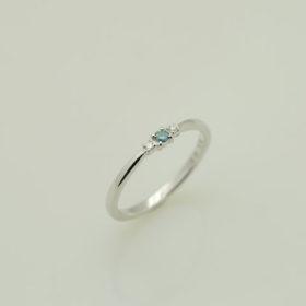 写真:ご婚約指輪のリフォーム